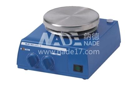 IKA加热磁力搅拌器RH basic2经济型