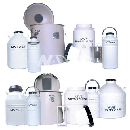 MVE实验室万博app官方下载3.0app系列液氮储存罐Lab  Series