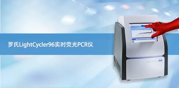 罗氏荧光定量PCR LC96