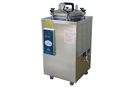 博迅生命科学仪器立式/压力蒸汽灭菌器BXM-30R