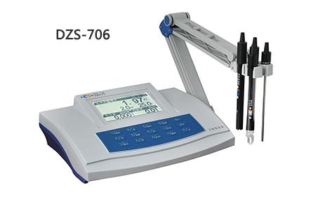 雷磁多参数分析仪DZS-706