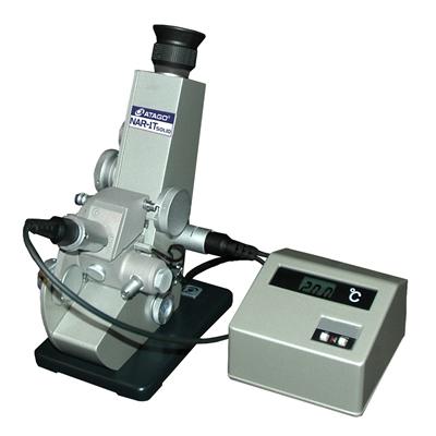 化学分析仪器ATAGO爱拓阿贝折光仪/ NAR-1T SOLID 标准(固体和液体)