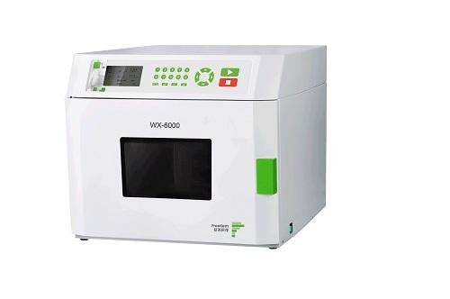 上海屹尧WX-6000温压双控基础型微波消解仪
