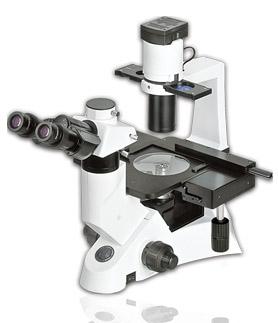 永新NIB-100 倒置生物显微镜